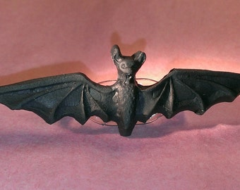 bat pin brooch