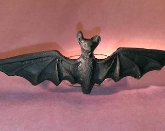 bat pin brooch