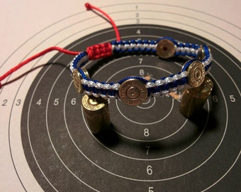 Bracelet 9mm Le Patriote Sockets