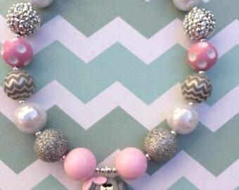 Elephant Chunky bead necklace