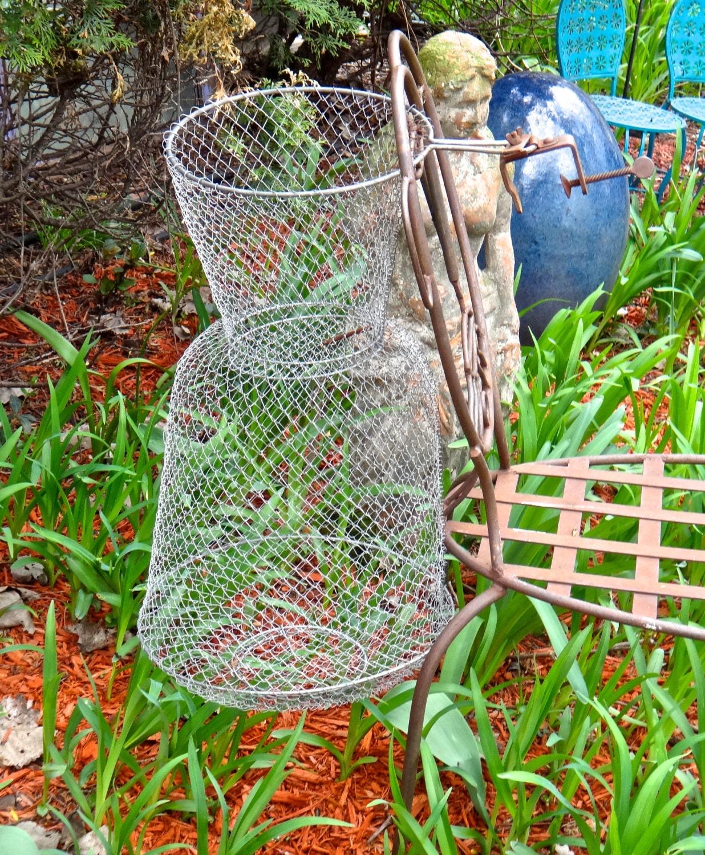 Fishing net wire mesh bourriche keepnet