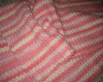 Your first baby blanket! EGST