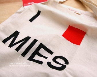 The Mies Bag - architects must-have