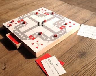 Architact - The Architecture Board Game