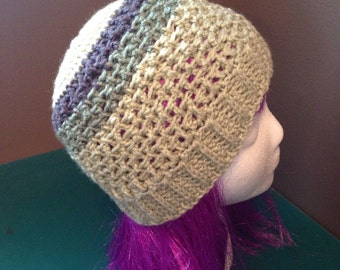 Gusto Beanie - PDF pattern only