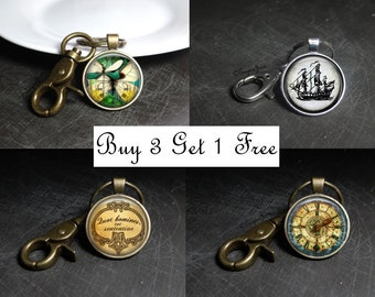 Keychain Special - Buy 3 Get 1 Free