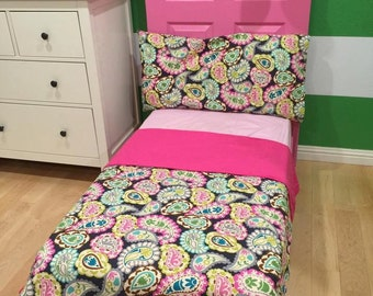 Custom Toddler 3-Piece Bedding Set