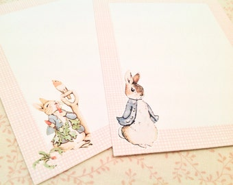 Peter Rabbit Baby Girl Stationery-set of 10