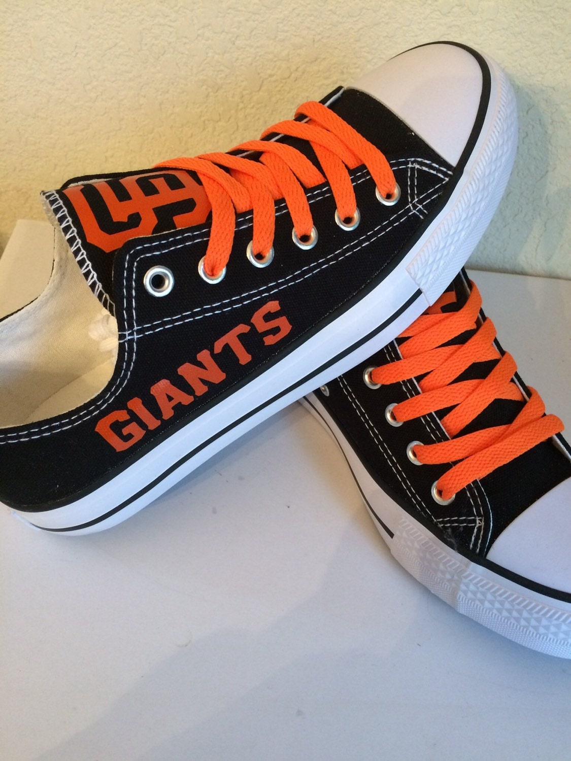 san francisco giants unisex tennis shoes by