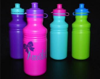 Personalized Child's Water Bottle