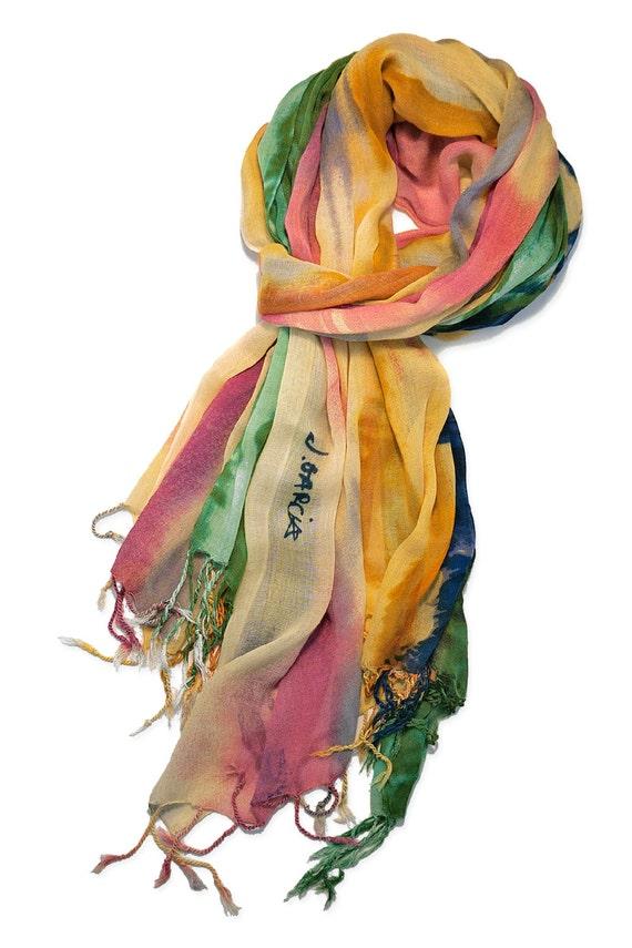 new j garcia artwear at the ritz by gratefuldeadscarves