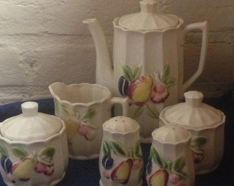 Royal Sealy Japan Tea Pot set