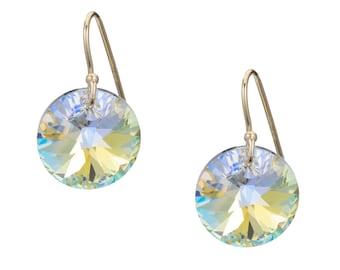 KATE EARRING * crystal best selling simple drop earring