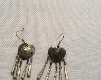 Himalayan hook earrings