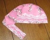 pdf pattern Durag or Hijabi Cap by Tommy Sotomayor
