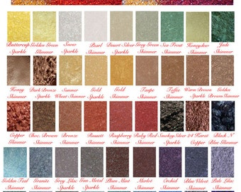 Bare Mineral Pure Natural Sparke Shimmer Pearl Eyeshadow Makeup Eye Liner & Shadow Pigment Made in the USA