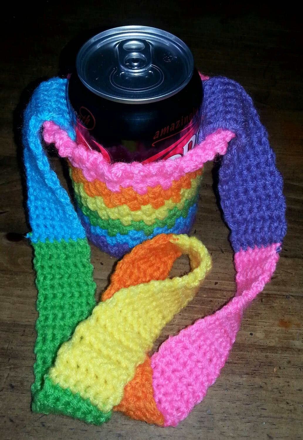 Crochet Patterns For Koozies : Unavailable Listing on Etsy