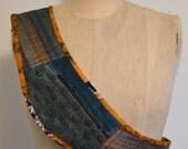 handmade wrap around genie bag