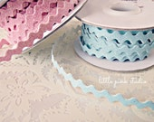 Glitter Ric Rac trim ribbon