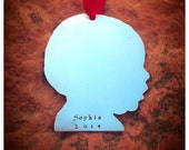 Custom Silhouette Ornaments Wall Decor