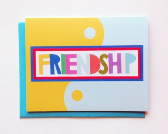 Friendship Notecard