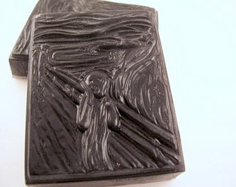 The Scream Soap, Edvard Munch, Natural, Unique Gift
