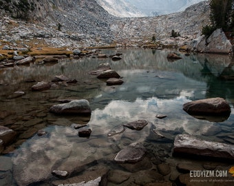Alpine Lake / John Muir Trail  /  John Muir Wilderness / Landscape Photography