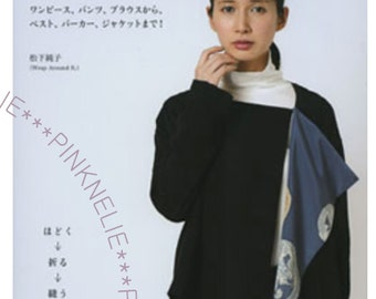 Remake Clothes from Black Clothes -  Japanese Craft Book