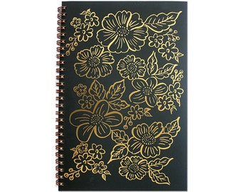 Bold Botanics Foil Notebook