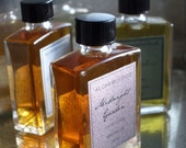 Midnight Garden Natural Perfume, Botanical Fragrance, Artisanal, Handmade in Small Batches, Made in Brooklyn, NY