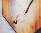 Terrarium necklace