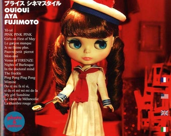Blythe Cinema Style Book - Japanese Craft Book