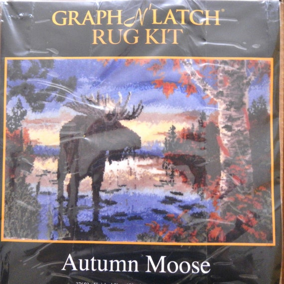 37659 Autumn Moose