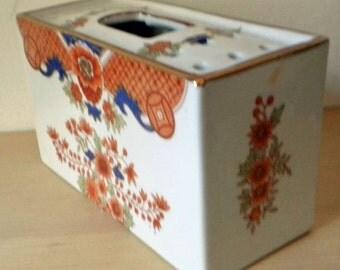 S A L E   Chinese vase brick or brush pot