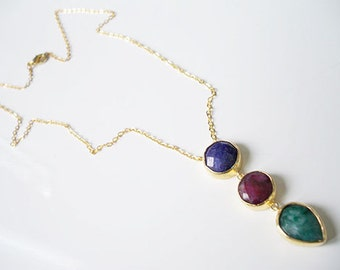 SALE SALE SALE------Unique 3 in1  necklace