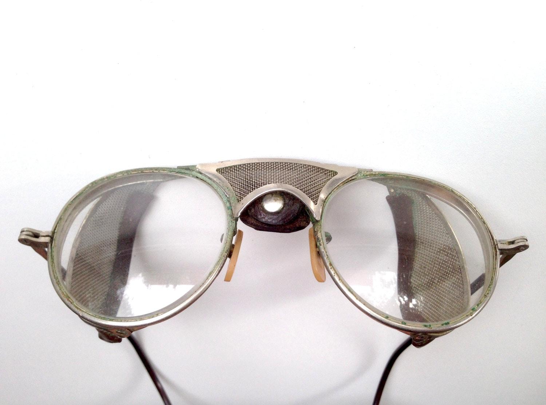 Safety Glasses Vintage 120