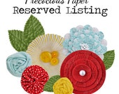 Reserved Listing for NataleighsBowtique