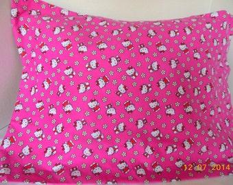 Hello Kitty Pillowcase