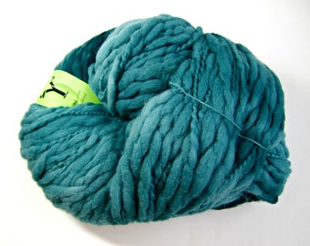 Thick & Thin Bulky Weight Yarn - Ocean