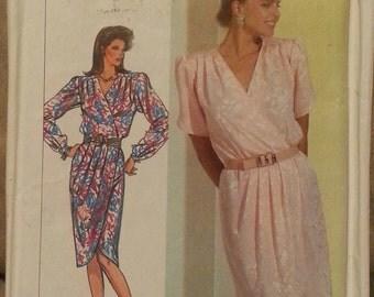 Vintage Sewing Pattern Simplicity 7888