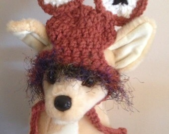 Dog Hat - Chihuahua- Puppy- dog clothes-Yorkies- poodle-Maltese-  FREE SHIPPING USA