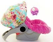 Infant Car Seat Cover, CarSeat Cover, Baby Car Seat Cover in Bliss Bouquet