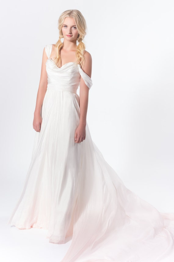 Can you dye a white wedding dress ivory for Dyeing a wedding dress professionally
