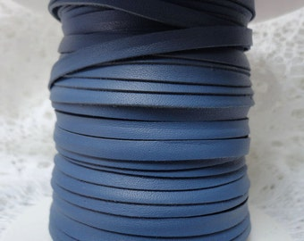 3 mm X 50 meter Spool of Jacaranda  (or any other non-metallic colour) Kangaroo Leather Lace!