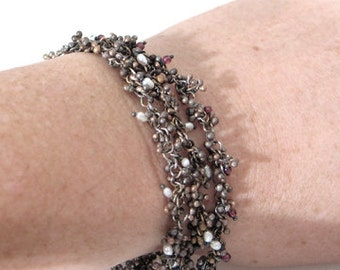 Bracelet with Fresh Water Pearls
