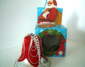Vintage Large Musical Christmas Bell