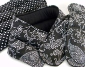 Mothers Day Gift Set, Heating Pads for neck back feet, Gift for Mom, Spa Set for Her, Gift under 40 , Microwave Pad