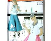 Simplicity 3847 Women Skirt Size 14-16-18-20-22 Costume