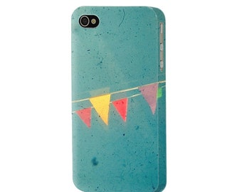 SALE 10% OFF Flag Phone Case. Hard Case for iPhone 4/4S, 5/5S, 5c and Samsung Galaxy S3, S4. - The Party