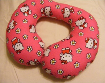 Toddler Travel Pillow, Hello Kitty